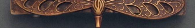 Kollektion Haarspange Metall