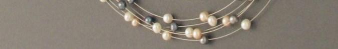 Kollektion Schwebende Perlen
