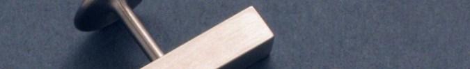 Kollektion Vierkant in Edelstahl