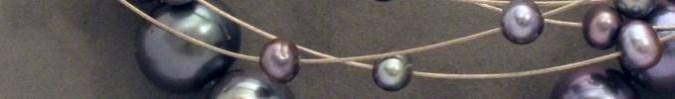 Kollektionen mit Perlen