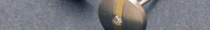 Ohrringe aus Edelstahl und Titan