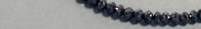Schwarze Diamanten