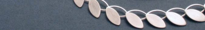 Silber-Ketten-Colliers