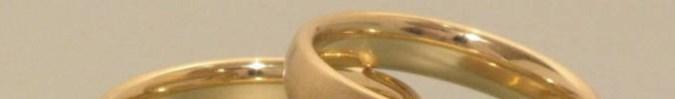 Trauringe aus Gold