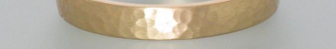 Kollektion neue Ringe aus Gold