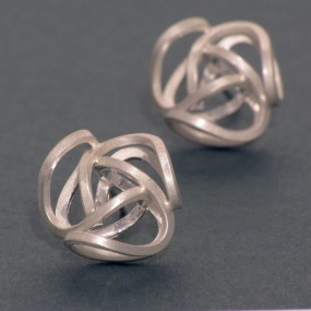 Silber-Ohrringe für Allergiker